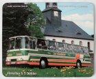 """Schneidunterlage bedruckt - Oldtimer-Bus """"Fleischer S5 Döhler"""""""