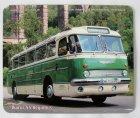 """Schneidunterlage bedruckt - Oldtimer-Bus """"Ikarus 55 Regiobus"""""""