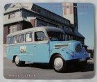 "Schneidunterlage bedruckt - Oldtimer-Bus ""Robur Garant K 30"""