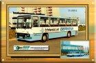 "Blechschild Bus ""Ikarus 35-8804"""