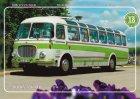 "Busblechschild Bus ""Skoda 706 RTO"""