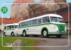"Busblechschild Bus ""IFA H6 B"""