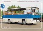 """Busblechschild Bus """"Ikarus 211"""""""
