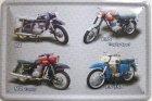 Blechschild - MZ - ETS Trophy Sport - MZ Trophy - ES 150