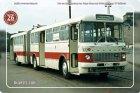 """Busblechschild Bus """"Ikarus 180"""""""