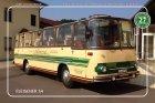 """Busblechschild Bus """"Fleischer S4"""""""