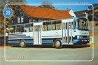 """Busblechschild Bus """"Fleischer S6"""""""
