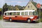 "Busblechschild Bus ""Skoda 706 RTO MEX"""