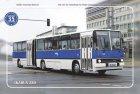 """Busblechschild Bus """"Ikarus 280"""""""