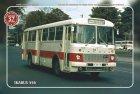"""Busblechschild Bus """"Ikarus 556"""""""