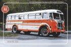 """Busblechschild Bus """"Ikarus 602"""""""