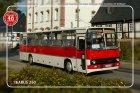 """Busblechschild Bus """"Ikarus 250"""""""